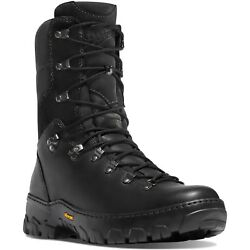 Danner Menand039s 18054 Wildland Tactical Firefighter 8 Black Safety Boots Shoes