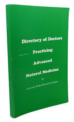 The Staff Of University Medical Research Publishers Directory Of Doctors Practic