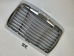 New Fits Freightliner Century 05-11 Front All Chrome Grill Grille W/ Bugscreen