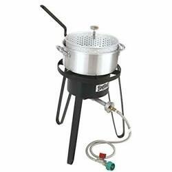 Bayou Classic B135 Sportsmanand039s Choice Fish Cooker