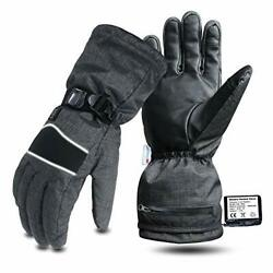 Evridwear Men Women Heated Thermal Gloves With Assorted Colors Sizes