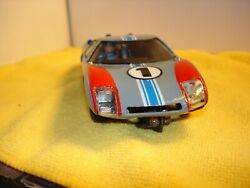 Vintage Cox 1 Ken Miles Ford Gt Le Mans 1/24 Slot Car Offered By Mth