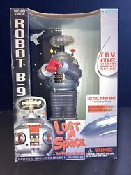 Vintage Lost In Space B-9 Robot Action Figure 1997 Trendmasters New