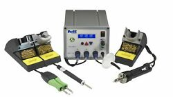 Pace Mbt 350 Multi-channel Rework System - With Sx-100 Desoldering Iron
