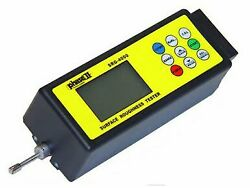 Phase Ii+ Srg-4000 Handheld Surface Roughness Tester With External Stylus
