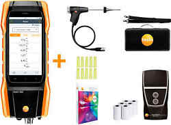 Testo 300 - Residential / Commercial Combustion Analyzer With Printer 0564 3002
