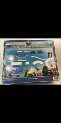 Used Lionel The Polar Express Battery Powered Little Lines Train Set
