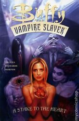 Buffy The Vampire Slayer A Stake To The Heart Tpb 1-1st Vf 2004 Stock Image
