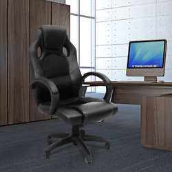 Gaming Chair Racing Style Office Chair Height Adjustable