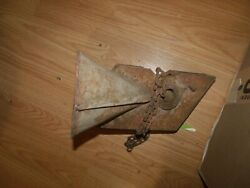 Allis Chalmers Wd Snap Coupler Bell