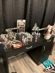 Clone Trooper And Droid Army Lot