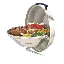 Magma Marine Kettle Charcoal Grill W/ Hinged Lid-new