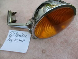 1929-1931 Early Approx. 7 1/2 Inch Yankee Center Mount Fog Light