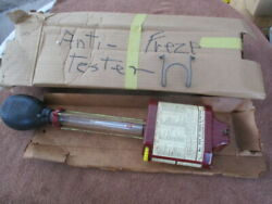 1930and039s - 1940and039s Anti-freeze Tester