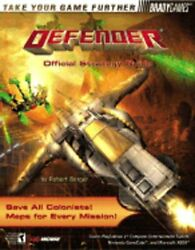 Defender Official Strategy Guide By Robert Berger New