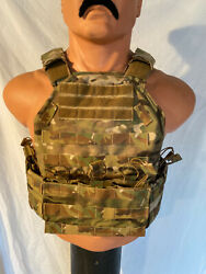 Tyr Tactical Multicam Pico Plate Carrier Set New