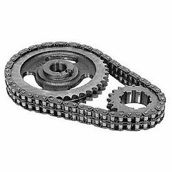 Fits Ford Racing M-6268-a390 Full Roller Chain, 9 Position Crank Sprocket