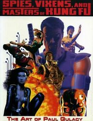 Spies, Vixens, And Masters Of Kung Fu Sc 1-1st Nm 2005 Stock Image
