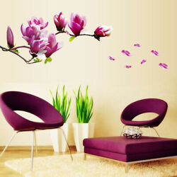 Home Decor Wall Decal Mural Removable Flowers Wall Stickers Vinyl Art