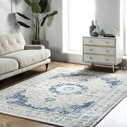 Nuloom Paisley Verona Vintage Persian Area Rug 5and039 X Assorted Sizes Colors