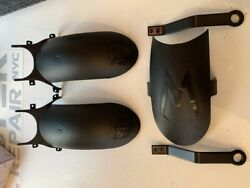 Kaabo Mantis 10 Or Pro Fender And Extended Mudguard For 3 Tires