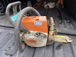 Stihl 026 Chainsaw As Is Parts