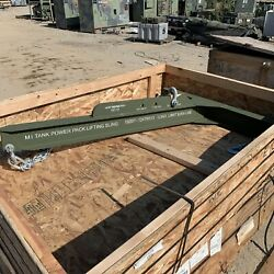 Power Pack Lifting Sling 12475613 Us Army 9000 Lbs Load Limit