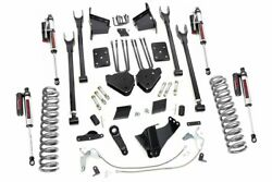 Rough Country 6 Lift Kit Fits 2011-2014 Super Duty F250 4wd Diesel   Overload