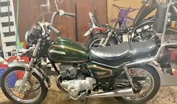Vintage 1980 Honda Cm200t Motorcycle Beautiful Condition Runs Collector's Find