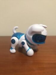 Tekno Newborns Robotic Puppy. White And Blue Tested Does Work Free Shipping