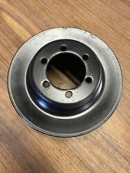 Oem 4 Groove Crank Pulley 7 1/4 Mopar Plymouth Dodge 340 383 440 Cuda Charger A