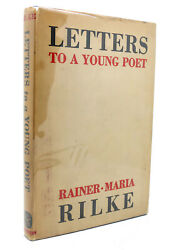 Rainer Maria Rilke Lettres Andagrave A Young Poet 1st Edition Early Impression
