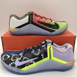 Nike Metcon 6 X What The Edition Multi-color Menand039s Multi Sizes Ck9387 706 New