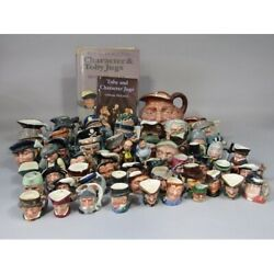 Royal Doulton Character Jugs - All Sizes And Names - Made In England