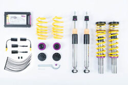 Kw Coilover Kit V3 2018+ For Audi S5 B9 Coupe W/ Electronic Dampers