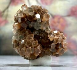 Perfect Aragonite Crystal Cluster From Morocco Beads.of.babylon