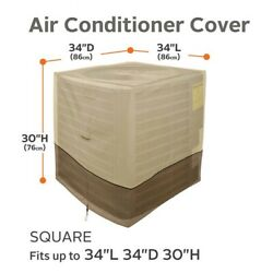 Air Conditioner Cover Outdoor Balcony Dustproof Outer - 34x34x30in Hot Sale