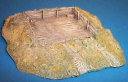 Company B Resin Terrain 28mm Flak Emplacement Pack New