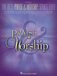 The Best Praise And Worship Songs Ever By Hal Leonard Corp New