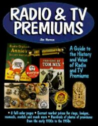 Radio And Tv Premiums Value And History From Tom Mix To Space Patrol By Harmon