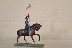 Tradition Of London Boer War British Mounted 12th Lancer Officer 1890 Nw