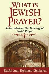 What is Jewish Prayer?: An Introduction the Theology of Jewish Prayer: New