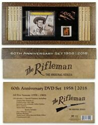 The Rifleman 60th Anniversary Set 1958-2018 Limited Stock