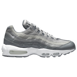 Nike Air Max 95 Grey White Casual Shoes Menand039s Sizes 8-13 | C9844001