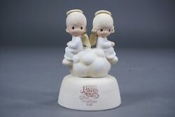 Precious Moments Figurine But Love Goes On Forever Pre Mark Rare