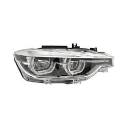 For Bmw 320i 2017 Replace Bm2503187 Passenger Side Replacement Headlight