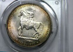 1900 Lafayette 1 Pcgs Ms 63 Very Choice For Grade Looks Much Nicer
