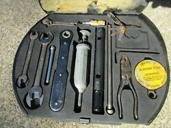 Jaguar Shell Style Tool Complete Kit For Mk2 E-type And S-type