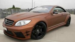 Mercedes-benz Cl W216 Black Series Kit Completts Carroserie Amg Look