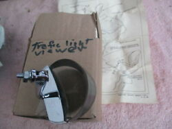 1930and039s Dash Mount Traffic Light Viewer Prism With Mounting Bracket Stamped Guide